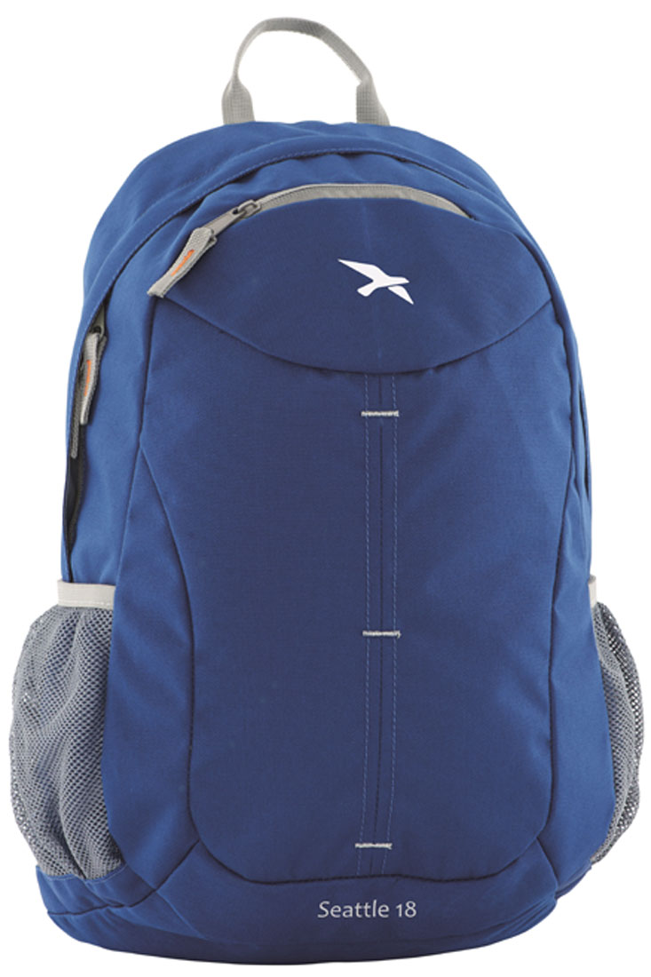 Рюкзак городской Easy Camp Seattle Blue, 18 л рюкзак oregon camp teton valley light blue