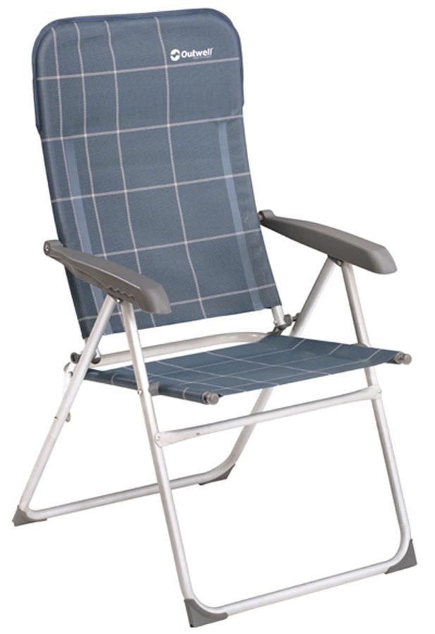 Кресло складное Outwell Fergus, 58 х 65 х 103 см boyscout кресло кемпинговое раскладное с подлокотниками в чехле 84x53x81см