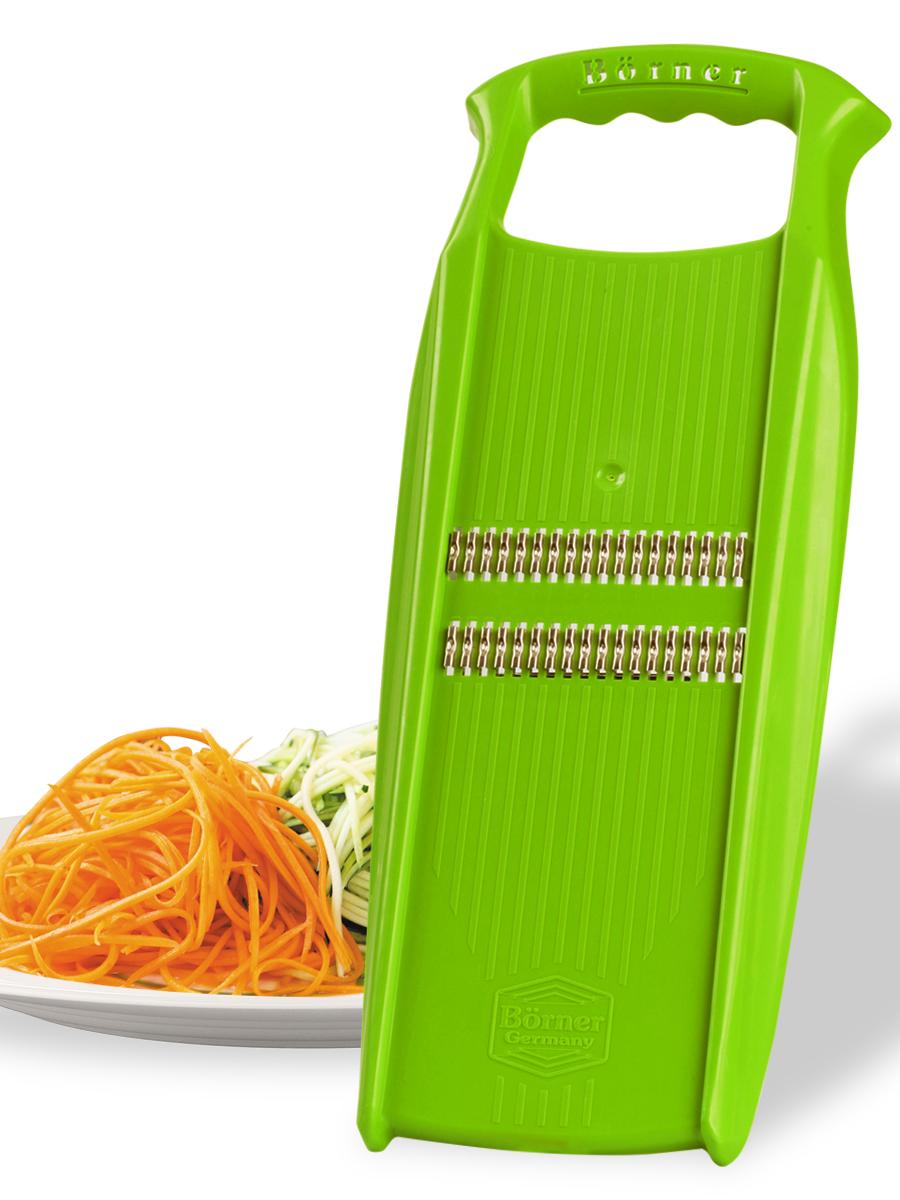 Овощерезка Borner Роко (корейская морковь) модель Prima, цвет: салатовый nowodvorski подвесной светильник nowodvorski bowl 5075