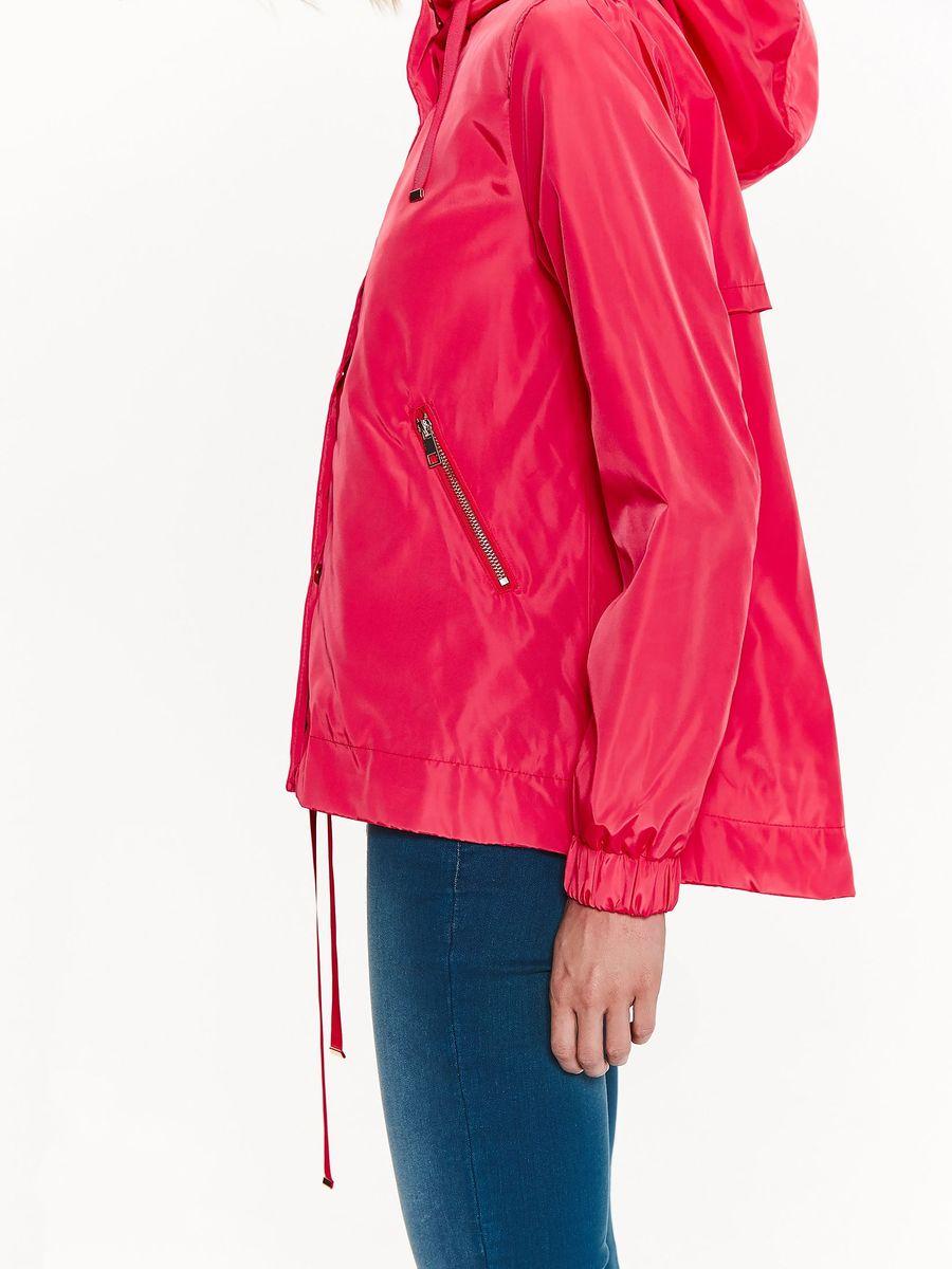 Куртка женская Top Secret, цвет: розовый. SKU0868RO. Размер 44 (52)