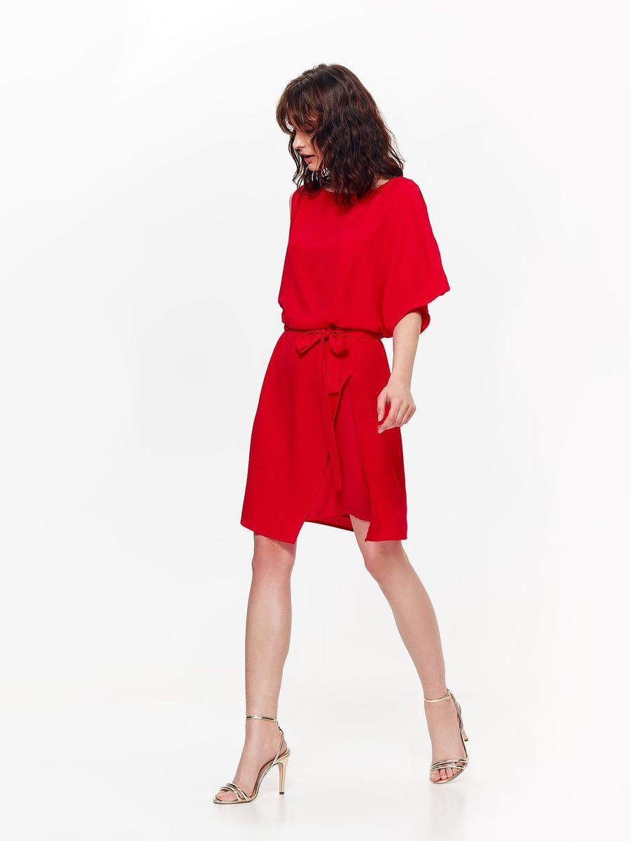 Купить Платье женское Top Secret, цвет: красный. SSU2091CR. Размер 42 (50)