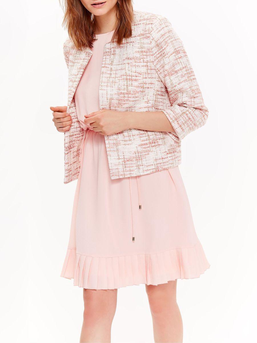 Купить Платье женское Top Secret, цвет: розовый. SSU2089JR. Размер 36 (44)
