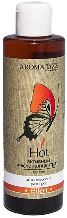 Aroma Jazz Масло-концентрат активный НОТ, 200 мл aroma jazz масло массажное жидкое для тела морской блюз 350 мл