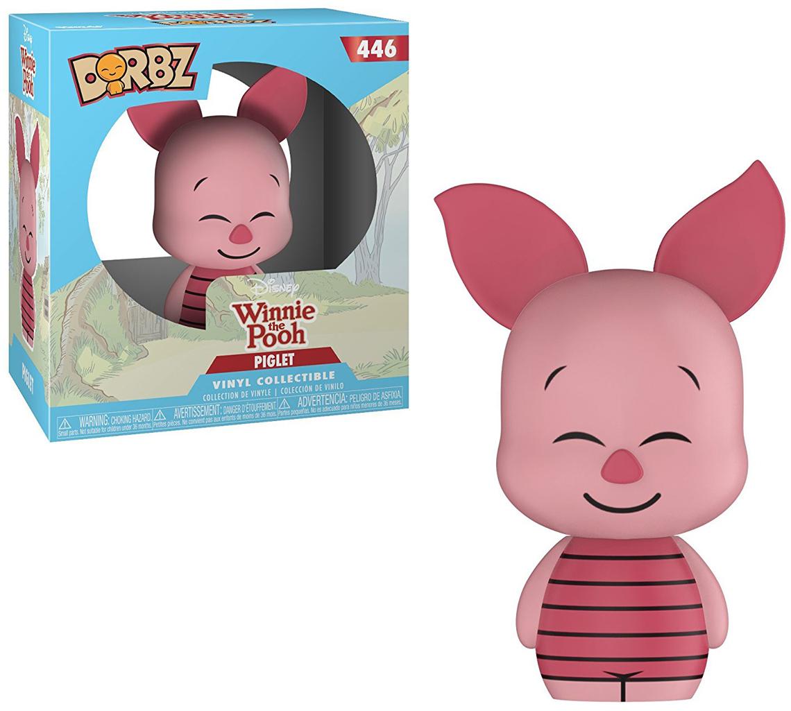 Funko Dorbz Фигурка Disney Winnie the Pooh S1: Piglet elc фигурка медвежонок