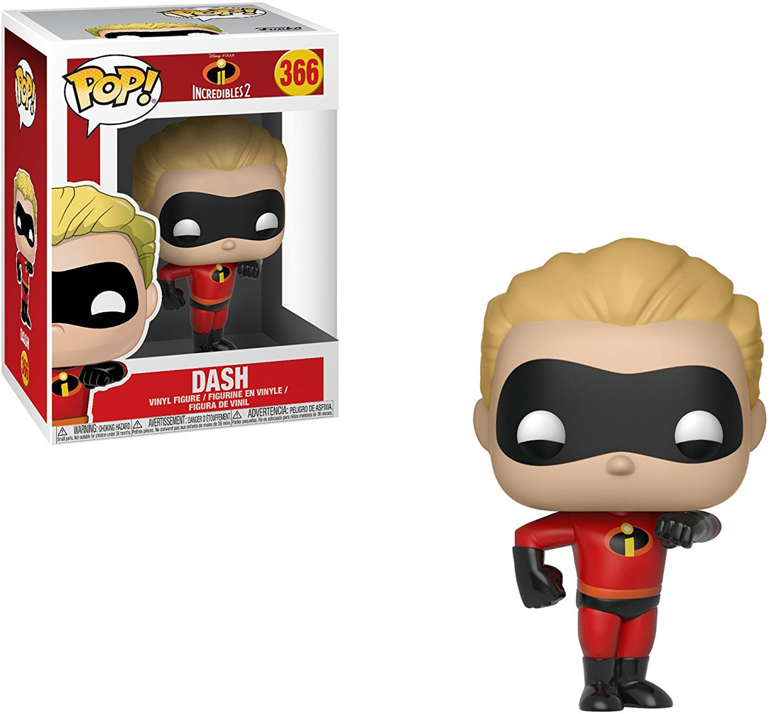 Funko POP! Vinyl Фигурка Disney Incredibles 2: Dash тарифный план