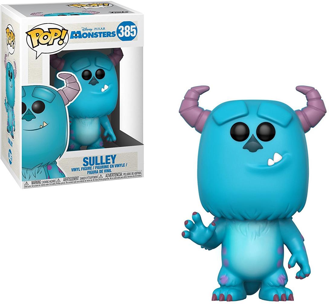 Funko POP! Vinyl Фигурка Disney Monsters, Inc.: Sulley цена и фото