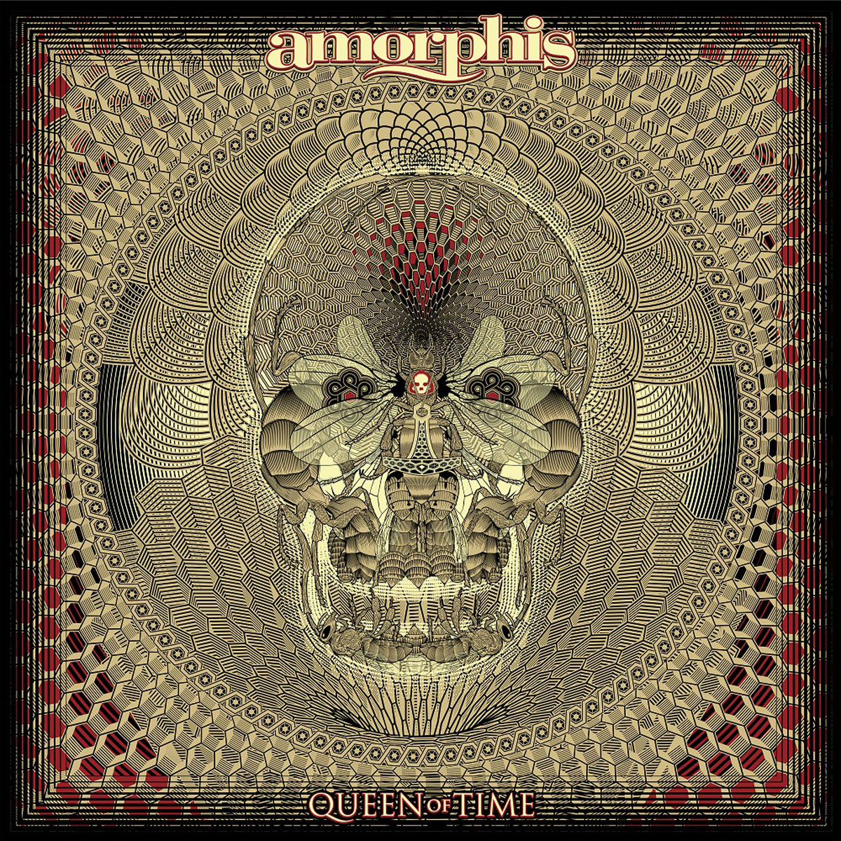 Amorphis Amorphis. Queen Of Time amorphis amorphis under the red cloud 2 lp