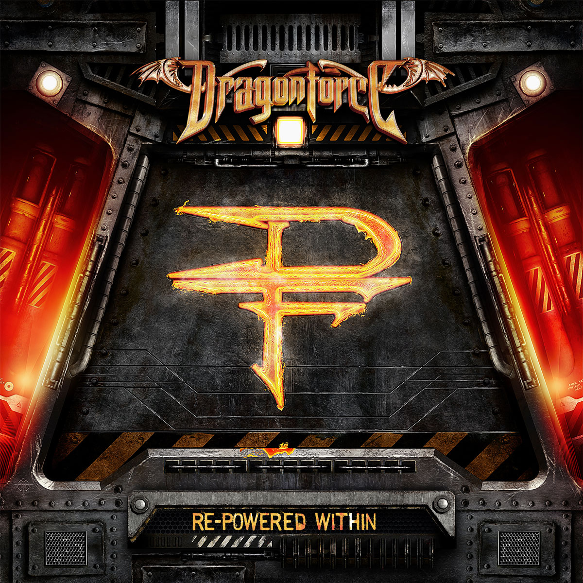 "Фото ""Dragonforce"" Dragonforce. Re-Powered Within (CD)"