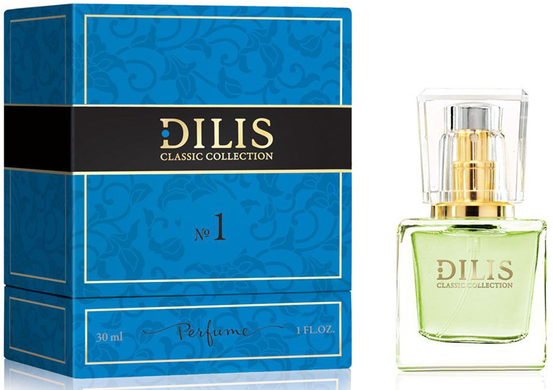 Dilis Духи экстра Classic Collection № 1, 30 мл духи dilis parfum духи dilis classic collection 26 30 мл