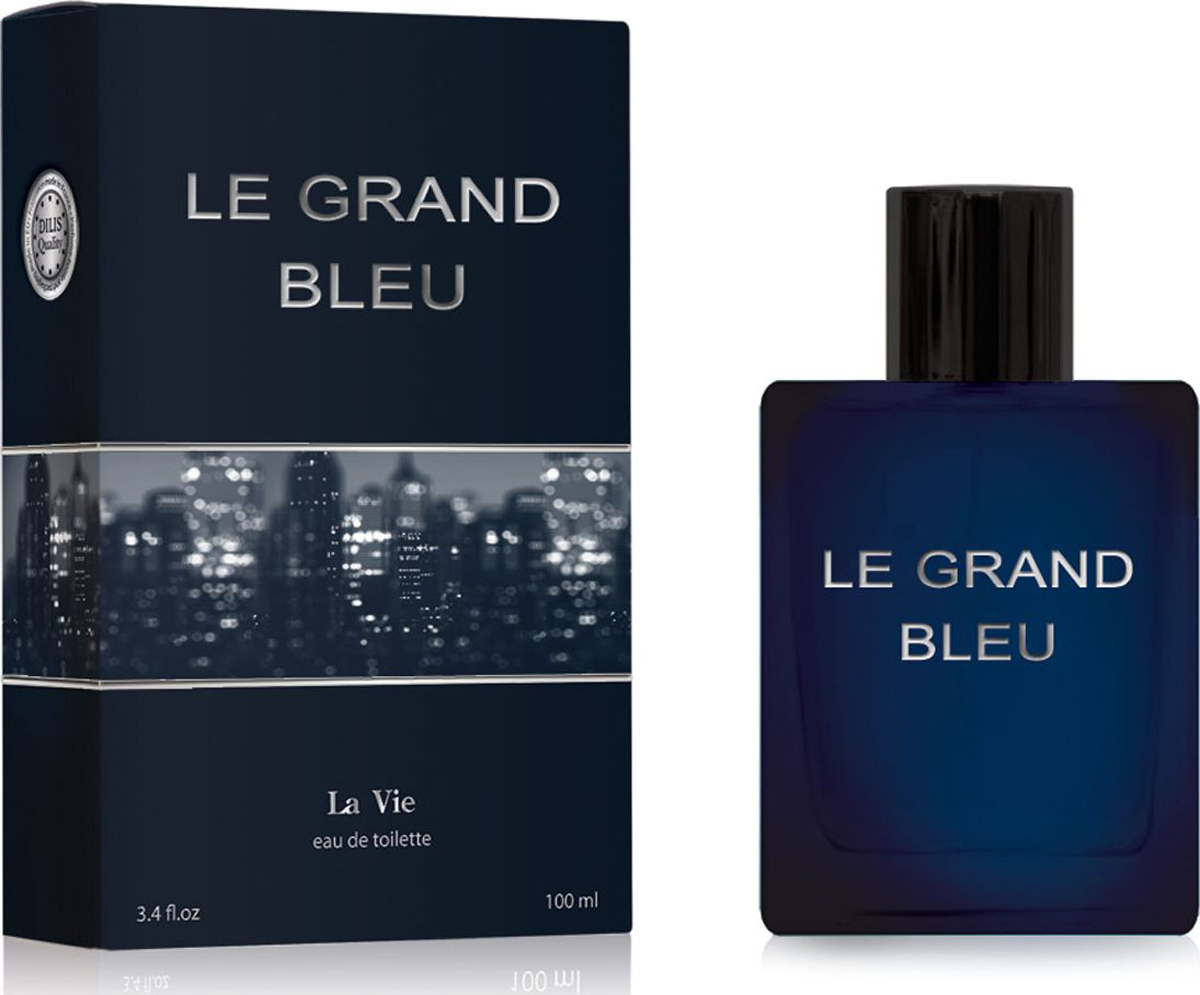 Dilis Туалетная вода мужская La Vie Le Grand Bleu, 100 мл437Порывистый, непокорный, властный, всегда добивающийся своей цели, он идёт напролом, сбивая все препятствия на своём пути, будучи уверенным в том, что делает.Настоящий мужчина состоит из страстей, силы, воли и твёрдого характера.Он спокоен, харизматичен, обладает чувством юмора и знает цену деталям.Его выбор - Le Grand Bleu, туалетная вода, которая как нельзя лучше подчёркивает силу характера, стремительность и благородство.Энергичное начало этого аромата с нотами имбиря и лабданума сбалансированно переходит к уверенной цитрусовой свежести и охлаждающим мятным аккордам, которые, словно порывом ветра, касаются разгорячённой щеки.Обольстительная мужественность шлейфа с перечными и кедровыми нотами даёт почувствовать силу и притягательность этого аромата.Попробовав один раз Le Grand Bleu, мужчина остаётся верен ему навсегда.НАЧАЛЬНЫЕ НОТЫ: Лабданум, мускатный орех, имбирь, сандаловое дерево, пачули.СЕРДЕЧНЫЕ НОТЫ: Мята, жасмин, грейпфрут, цитрусы, ветивер.ШЛЕЙФОВЫЕ НОТЫ: Ладан, белый кедр, розовый перец.