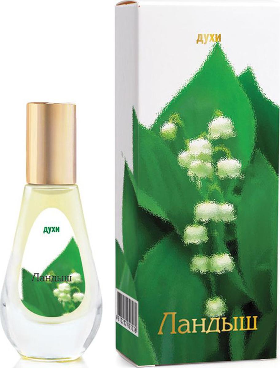 Dilis Духи экстра Floral Collection Ландыш, 9,5 мл духи dilis parfum духи dilis classic collection 26 30 мл