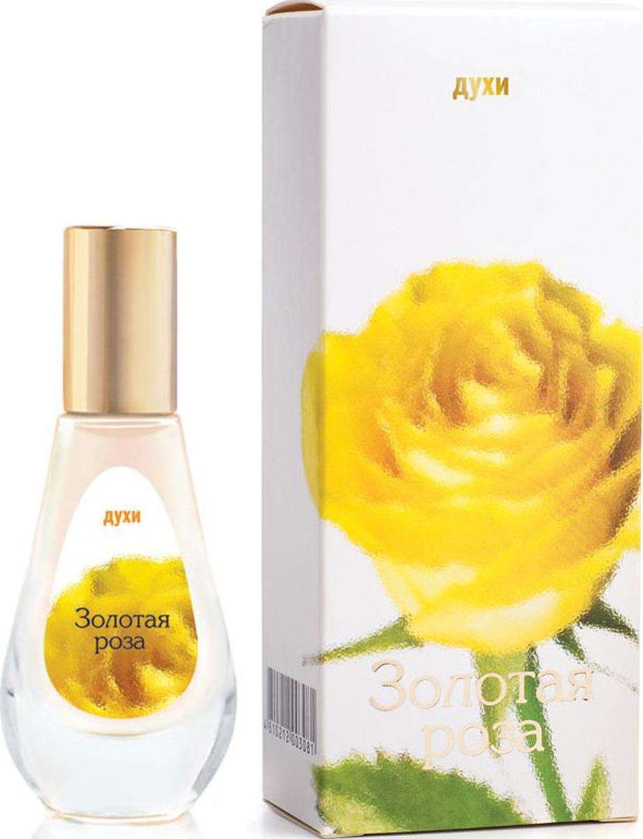 Dilis Духи экстра Floral Collection Золотая роза, 9,5 мл духи dilis parfum духи dilis classic collection 26 30 мл