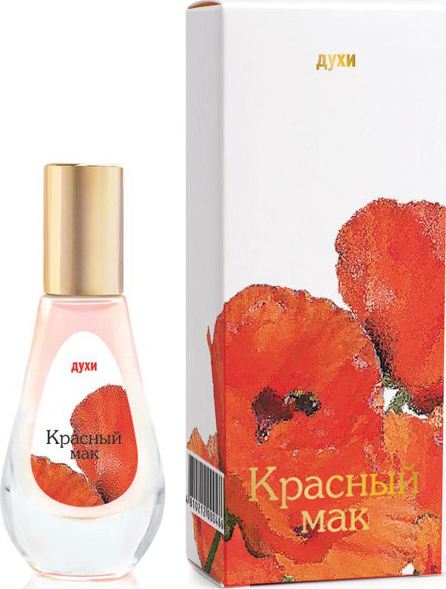Dilis Духи экстра Floral Collection Красный мак, 9,5 мл