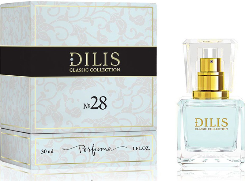 Dilis Духи экстра Classic Collection № 28, 30 мл духи dilis parfum духи dilis classic collection 26 30 мл