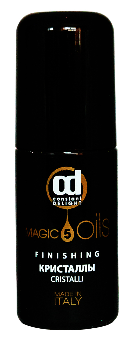 Constant Delight Жидкие кристаллы для волос5 Magic Oils, 80 мл kapous studio professional crystal drops жидкие кристаллы для секущихся кончиков волос 80 мл