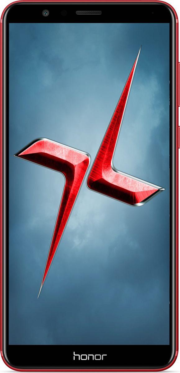 Смартфон Huawei Honor 7X, Red