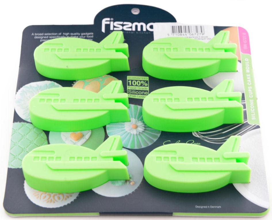 Форма для выпечки кексов Fissman