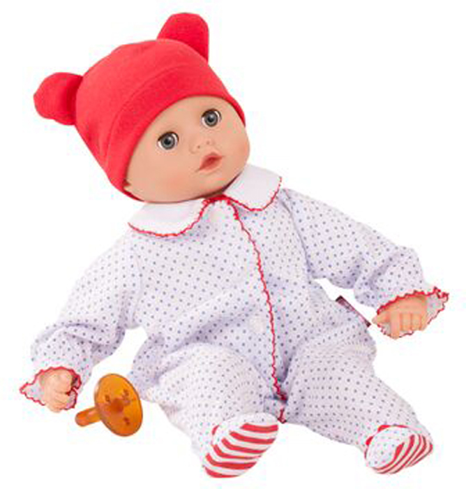 Gotz Пупс Маффин мальчик кукла yako m6579 6