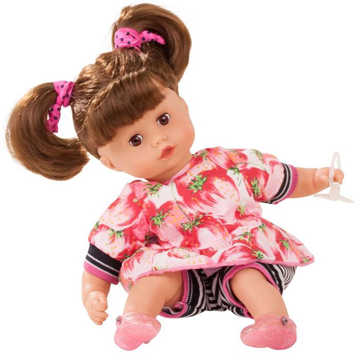 Gotz Пупс Маффин шатенка куклы и одежда для кукол gotz макси маффин без волос