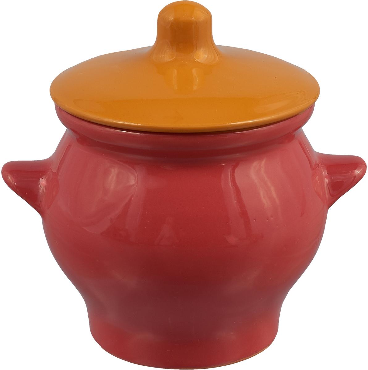 цена на Горшок для жаркого Борисовская керамика