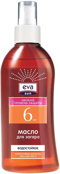 Pollena EvaМасло для загара Eva Sun низкий уровень защиты SPF 6, 150 мл Pollena Eva