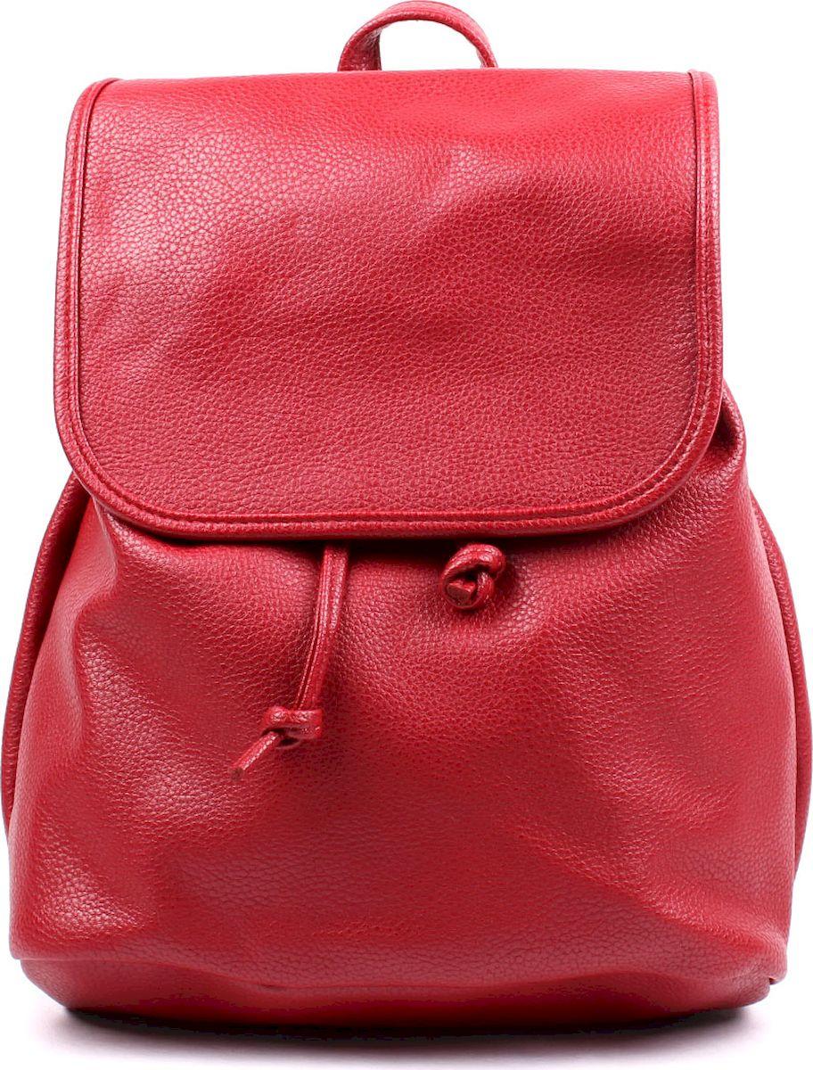 Рюкзак женский Медведково, цвет: красный. 17с4209-к14