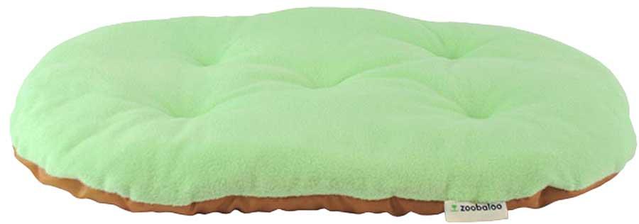 Лежанка для животных Zoobaloo Relax, цвет: ментоловый. Размер L лежанка для животных добаз цвет светло розовый серый 65 х 65 х 20 см