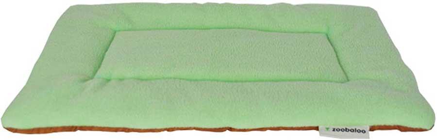 Лежанка для животных Zoobaloo Sport, цвет: ментоловый. Размер XL