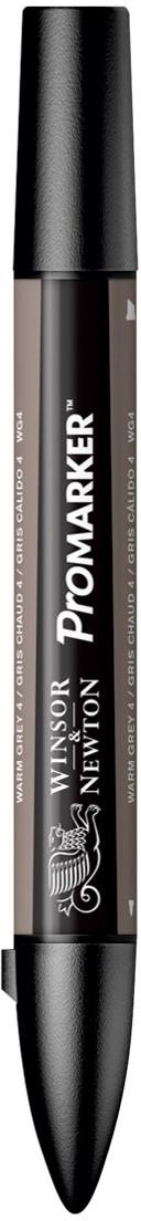 Winsor&Newton Маркер двухсторонний Promarker цвет: wg4 серый теплый 4 michael newton hinge saatus