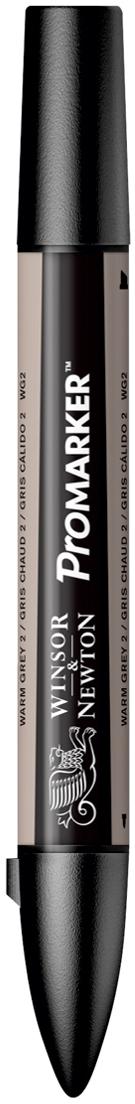 Winsor&Newton Маркер двухсторонний Promarker цвет: wg2 серый теплый 2 -  Маркеры
