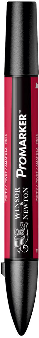 Winsor&Newton Маркер двухсторонний Promarker цвет: r красный мак0203202Маркеры ProMarker – это маркеры с перманентными нетоксичными чернилами на спиртовой основе. ProMarker обладают двумя наконечниками. Художественный маркер на спиртовой основе Winsor&Newton ProMarker.C двух сторон разные наконечники: широкое и тонкое перо.Быстро сохнут.Подходят для всех видов декоративного-прикладного искусства, художников, иллюстраторов, дизайнеров.