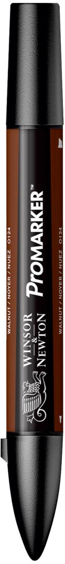 Winsor&Newton Маркер двухсторонний Promarker цвет: o124 коричневый грецкий орех michael newton hinge saatus