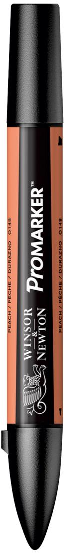 Winsor&Newton Маркер двухсторонний Promarker цвет: o148 персиковый акварель winsor