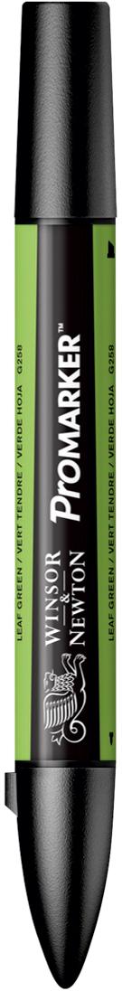Winsor&Newton Маркер двухсторонний Promarker цвет: g258 зеленая листва акварель winsor