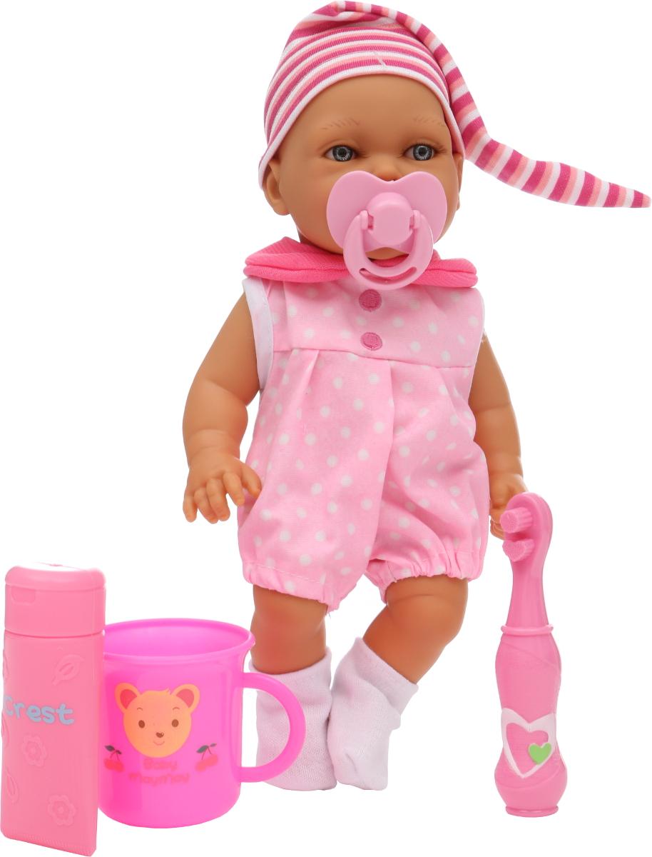 S+S Toys Кукла Пупс с аксессуарами 200099748 s s toys пупс с аксессуарами цвет голубой 200099748