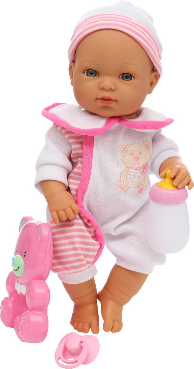 S+S Toys Кукла Пупс с аксессуарами 200133771 s s toys пупс с аксессуарами цвет голубой 200099748