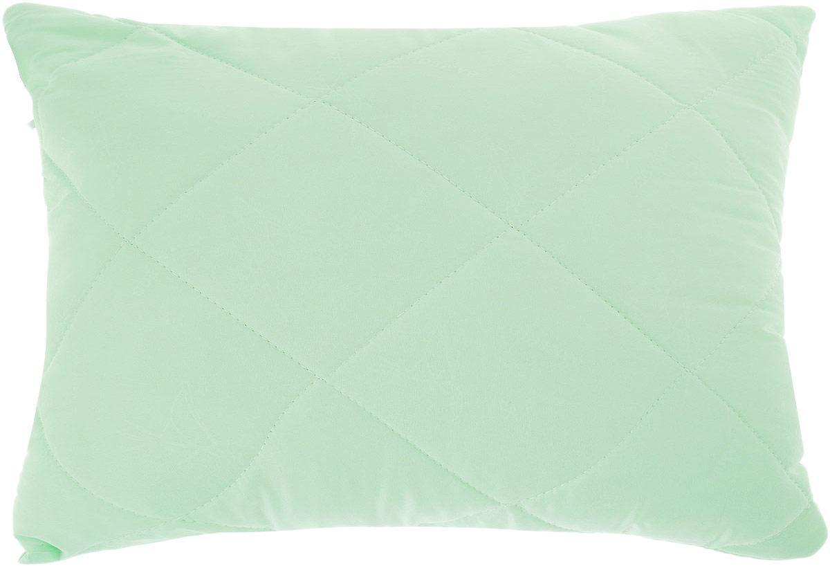 """Подушка Bio-Textiles """"Бамбук"""", наполнитель: искусственный пух, 40 x 60 см"""