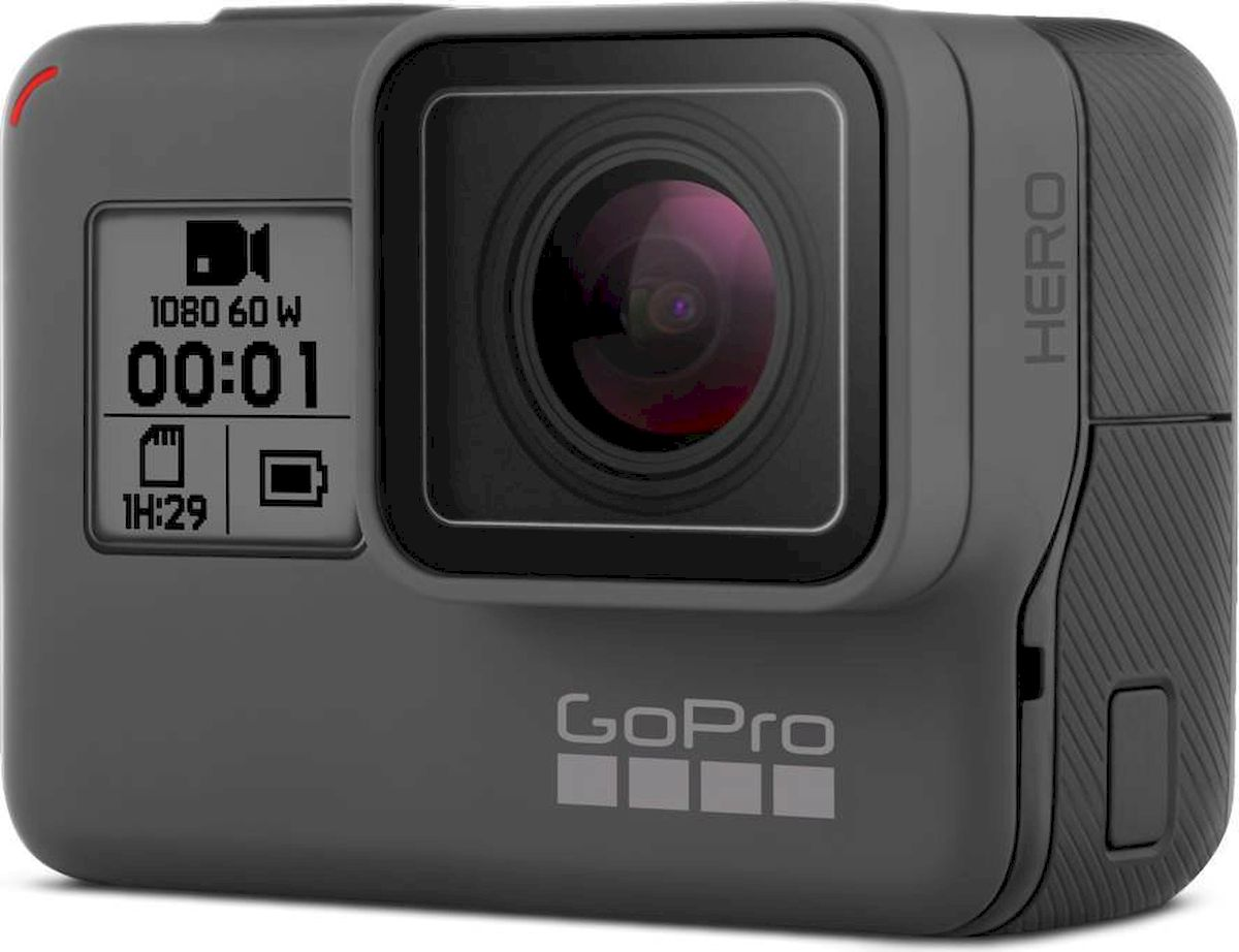 GoPro Hero, Black экшн-камера (CHDHB-501)