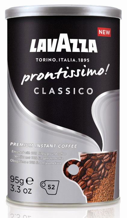 Lavazza Prontissimo Classico ратворимый, 95 г