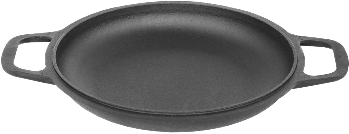 Порционная чугунная сковорода Биол подходит не только для сервировки блюд, но и для их приготовления. Блюда на чугунной порционной сковороде выглядят интереснее и сохраняют весь свой вкус, так как прямо из печки, без дополнительных манипуляций попадают на стол. Чтобы продлить срок службы своей чугунной порционной сковороды, в первую очередь, перед подачей на стол, необходимо пользоваться деревянной подставкой. К посуде следует относиться бережно, не допускать ударов и падений. Кроме этого, категорически запрещено мыть изделие в посудомоечной машине. Очищение должно происходить без металлических скребков и агрессивных химических средств. Перед первым приготовлением пищи следует прокалить сковородку. Таким образом, вы создадите тонкий защитный слой, который позволит в дальнейшем избежать сгорания продуктов.