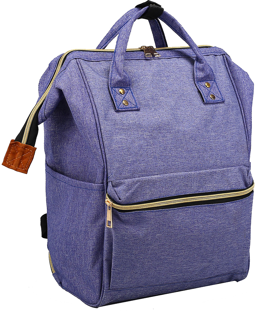 Рюкзак-сумка детский Стиль цвет сиреневый 2819142 tiger enterprise рюкзак детский fantasy цвет сиреневый
