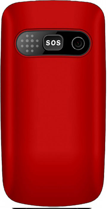 Joys S9 DS, Vine Red сотовый телефон senseit t100 black
