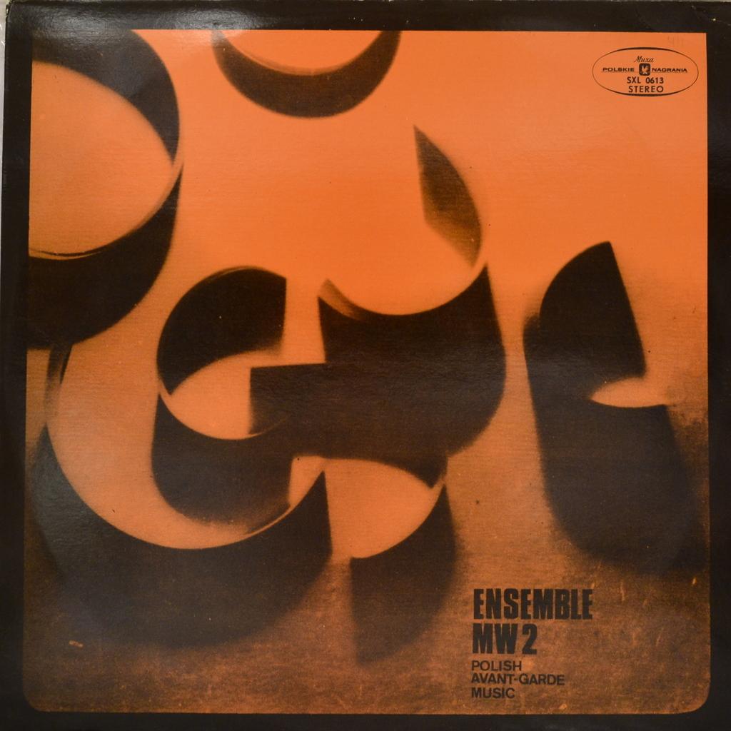 Ensemble MW2, Boguslawski, Walacinski, Meyer, Gorecki. Polish Avant-Garde Music (LP) evgueny kovtun russian avant garde