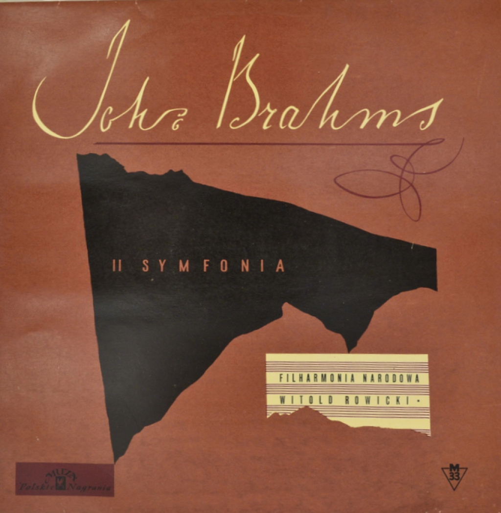 Иоганнес (Йоханнес) Брамс Johannes Brahms, Filharmonia Narodowa, Witold Rowicki. II Symfonia (LP) alfthan johannes molnbilder