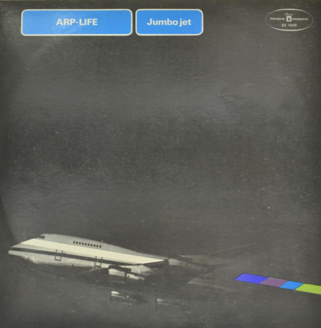 Arp-Life Arp-Life. Jumbo Jet (LP) sm 86 ht118 4208a step motor