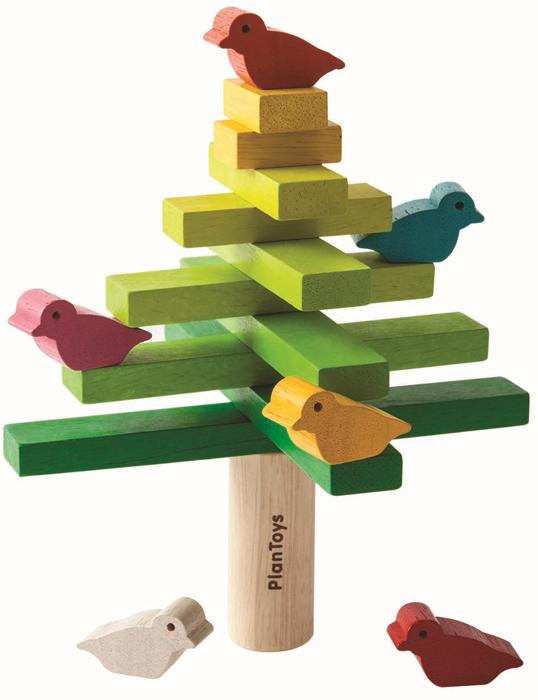Plan Toys Головоломка Балансирующее дерево игра головоломка recent toys cubi gami