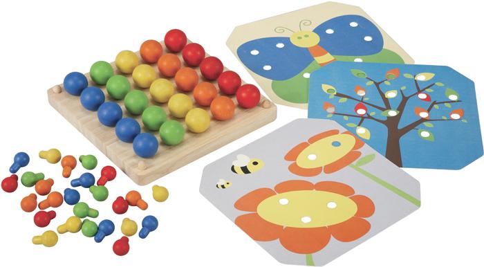 Plan Toys Мозаика plan toys plan toys 3432 набор еда и напитки