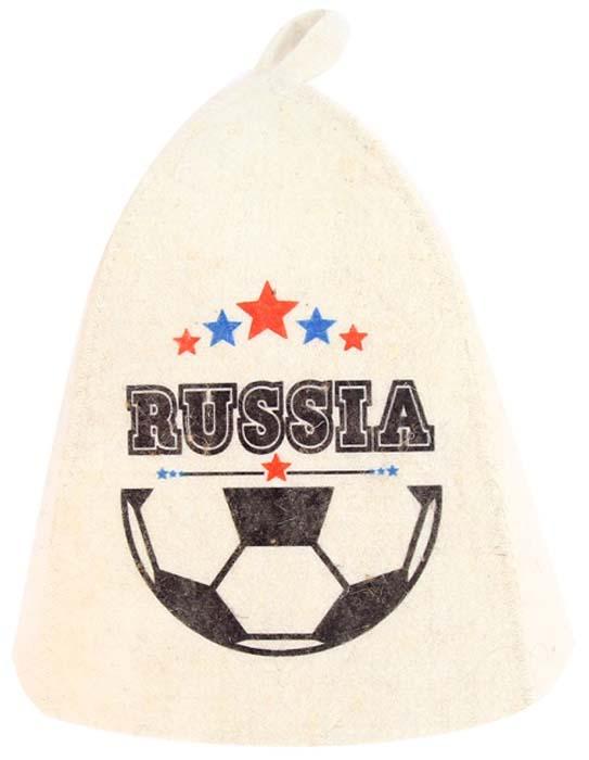 Шапка подойдет для похода в баню и на стадион! Термостойкий принт на плотном войлоке, классическая форма колпака и демократичная цена, делают шапку отличным подарком любителю футбола. Особенно к сезону чемпионатов и 23 февраля для мужчин.