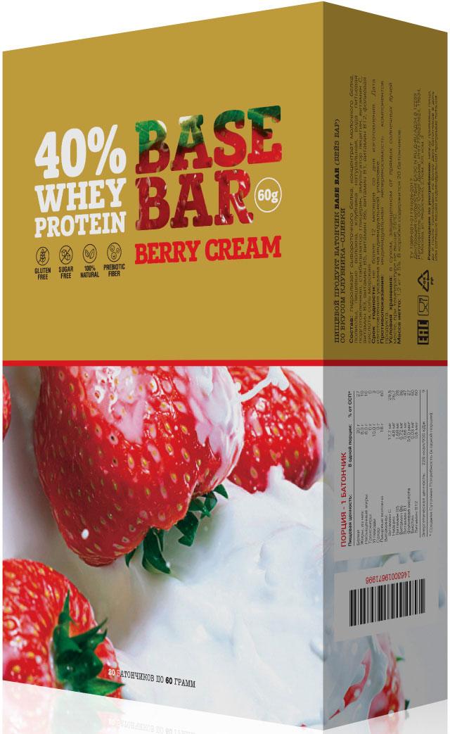 Батончик протеиновый Base Bar