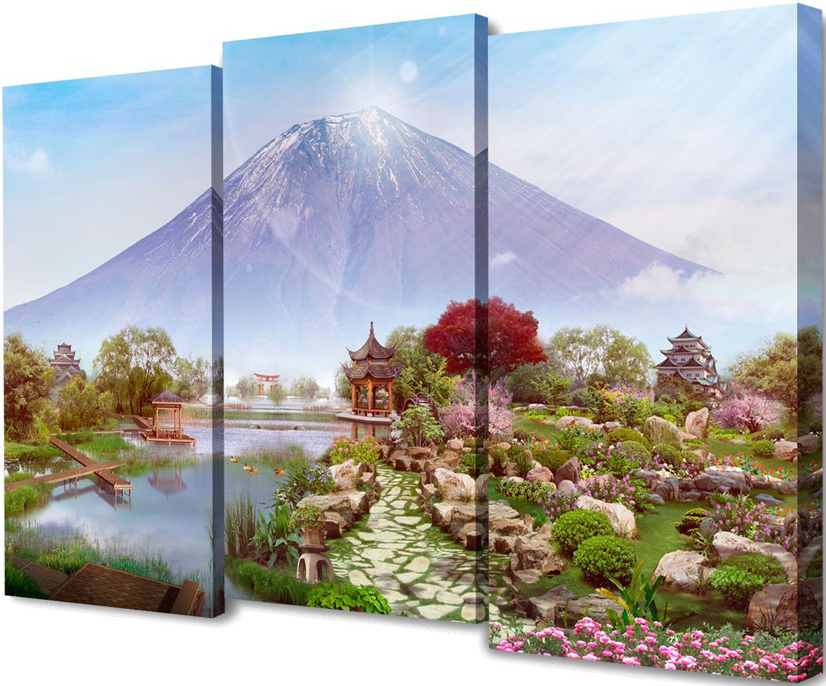 Картина модульная Toplight, 100 x 150 см. TL-M2071